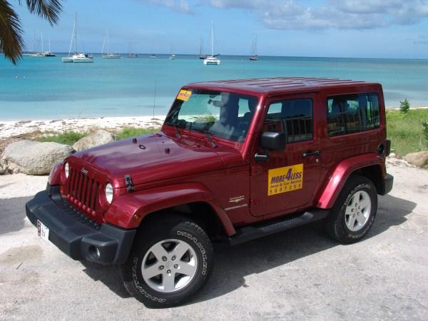 Beautiful More4Less Car Rental In Aruba