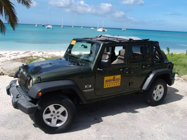 More Less Car Rental Aruba