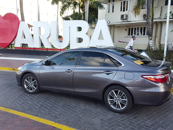 Rental Aruba Car