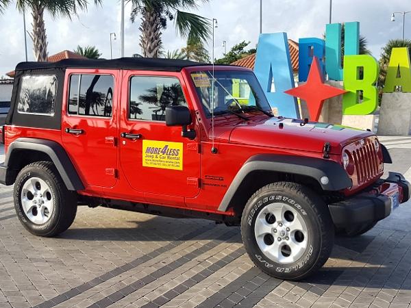More4Less Car Rental In Aruba